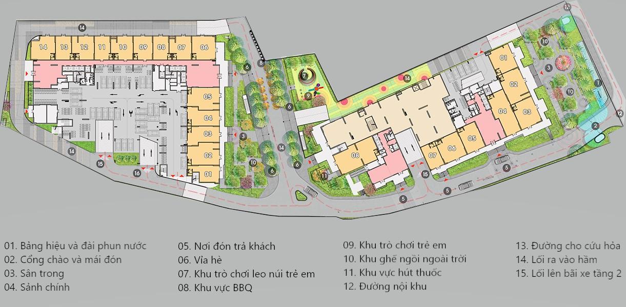opal-boulevard-pham-van-dong-dat-xanh